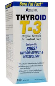 thyroid t-3 product image