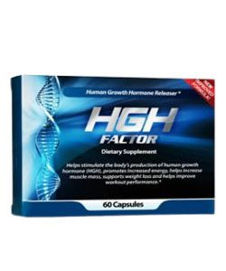 HGH Factor Product Image