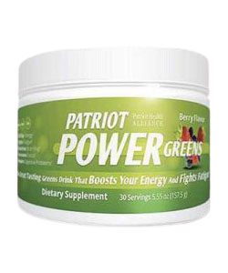 Patriot Power Greens Product Image