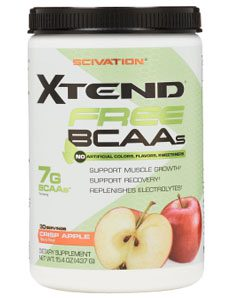 Xtend-Free-BCAAs Product Image