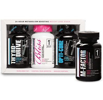 Bliss Weight Loss Stack