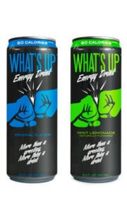What's Up Energy Drink