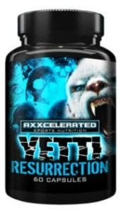 Yetti DNA Resurrection