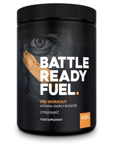 BRF Preworkout Product Image