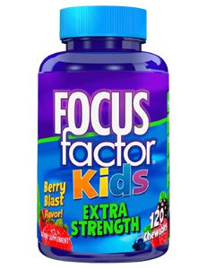 Focus Factor Kids Product Image